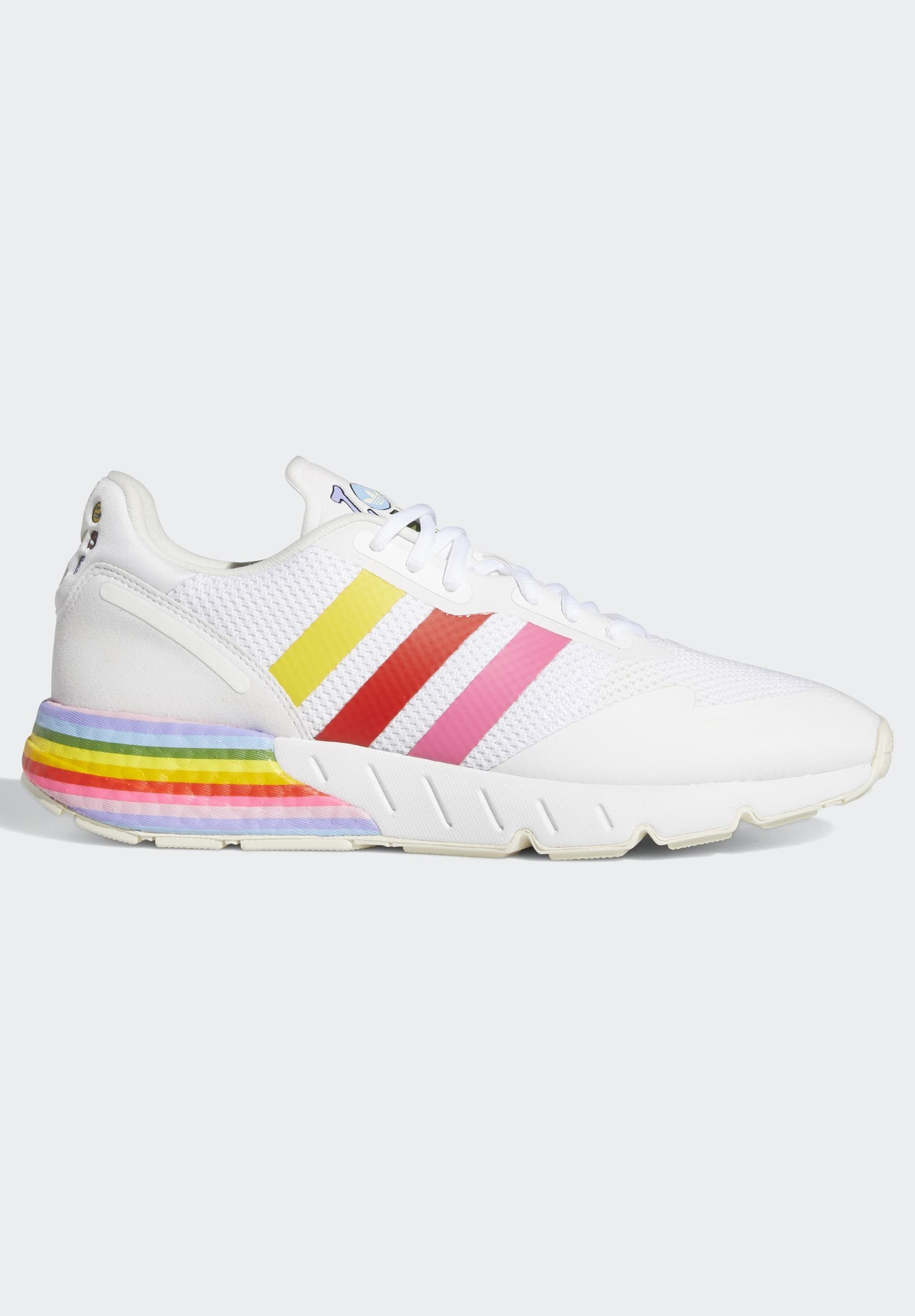 Homme ZX 1K BOOST PRIDE - Baskets basses