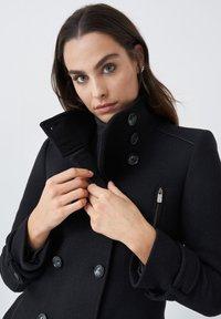 Salsa - Short coat - noir - 3