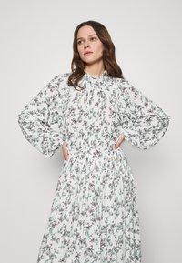 Replay - DRESS - Maxi dress - natural white/rose/green - 4