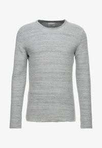 REISWOOD - Jumper - light grey melange