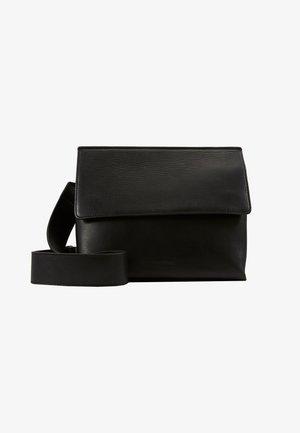 ELITE EVENING BAG - Taška spříčným popruhem - black