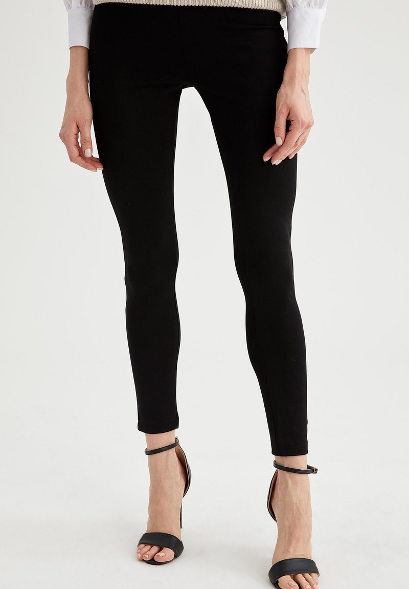 DeFacto - Leggings - Trousers - black