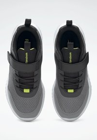 Reebok - RUSH  - Neutral running shoes - grey - 3