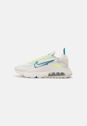 AIR MAX 2090 UNISEX - Sneakers basse - platinum tint/blustery summit/white/volt