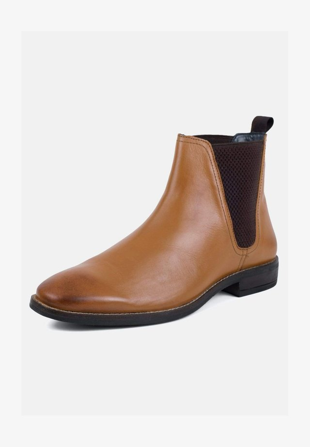 RAWLINGS - Classic ankle boots - tan