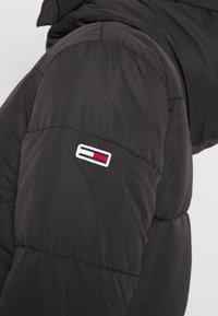 Tommy Jeans - HOODED  - Winter coat - black - 3