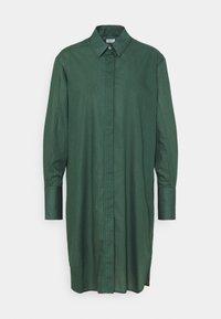 Filippa K - ALANA DRESS - Košilové šaty - green emer - 4