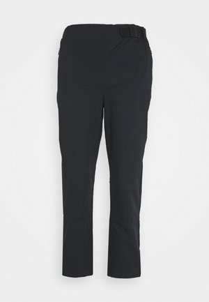 HIKEREL PANTS - Pantalones - black