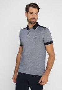 Armani Exchange - Polo shirt - navy - 0