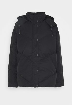 ELISABETH - Down jacket - black