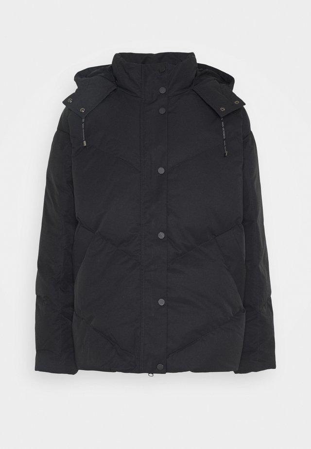 ELISABETH - Down jacket - black