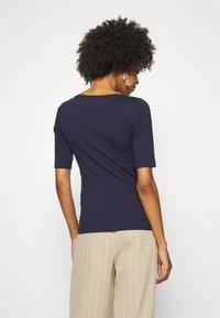 Anna Field - Camiseta básica - evening blue - 2