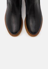 Marc O'Polo - BRENDA - Classic ankle boots - black - 5