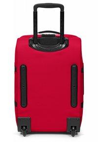 Eastpak - TRANVERZ - Wheeled suitcase - sailor red - 1