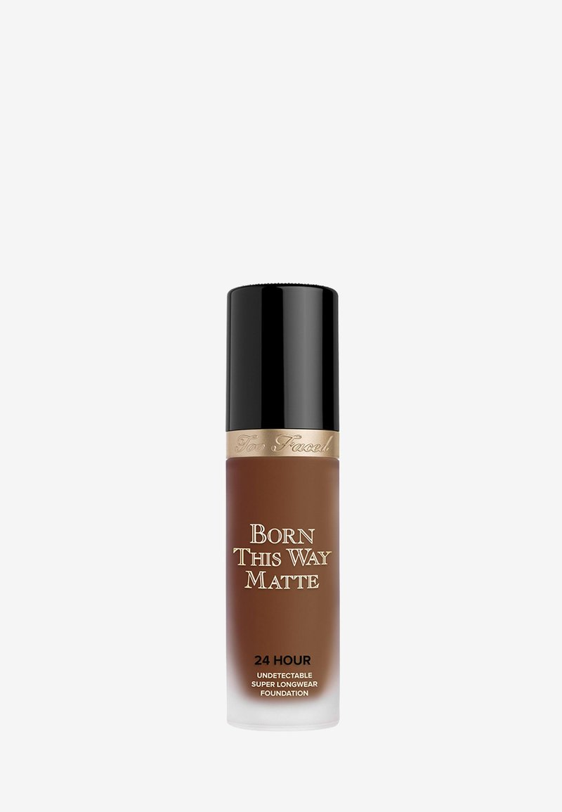Too Faced - BORN THIS WAY MATTE FOUNDATION - Foundation - ganache