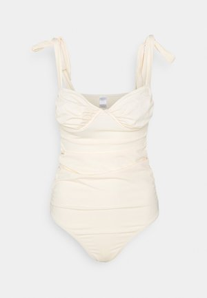 CALI SWIMSUIT - Badpak - light beige