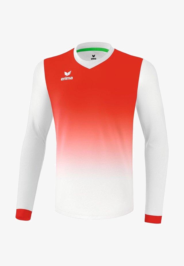 LEEDS  - Sportswear - weiß / rot