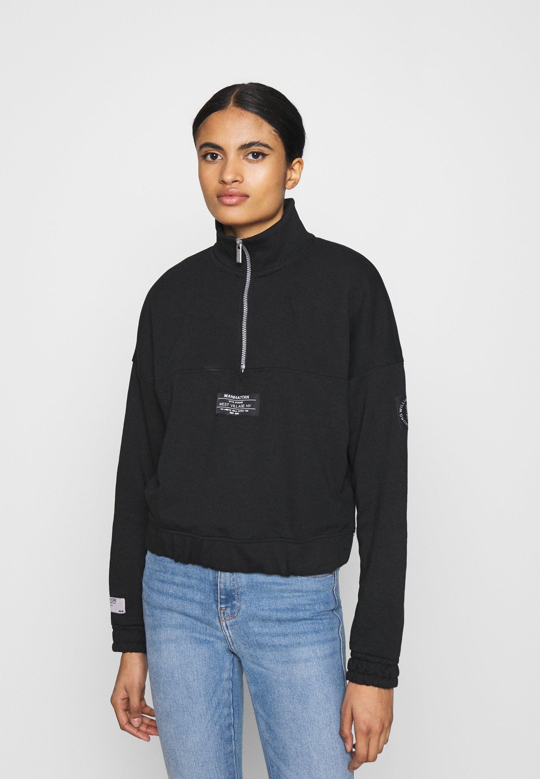 Women ONLKIRA LIFE HALF ZIP  - Sweatshirt
