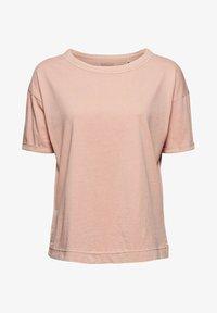 Esprit - Basic T-shirt - nude - 7