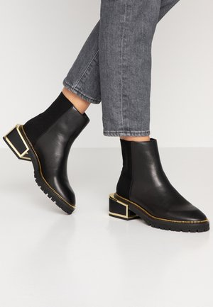 NORMA - Classic ankle boots - black