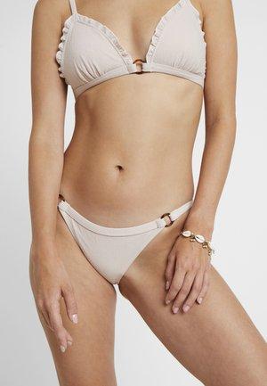 WILD ROSE - Bikini bottoms - nude