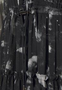 Diesel - HINES A DRESS - Maxi šaty - grey/black - 2