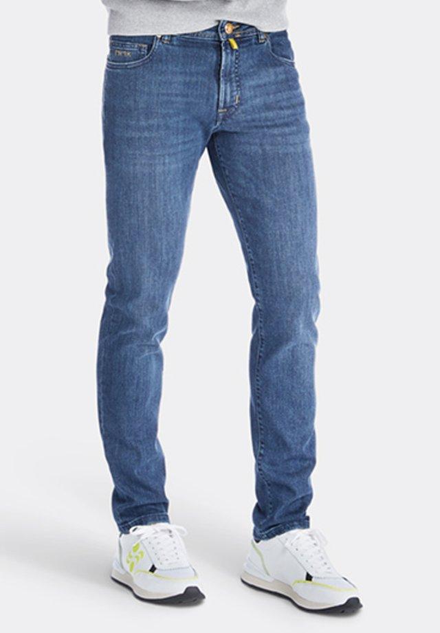 PHOENIX - Slim fit jeans - blau