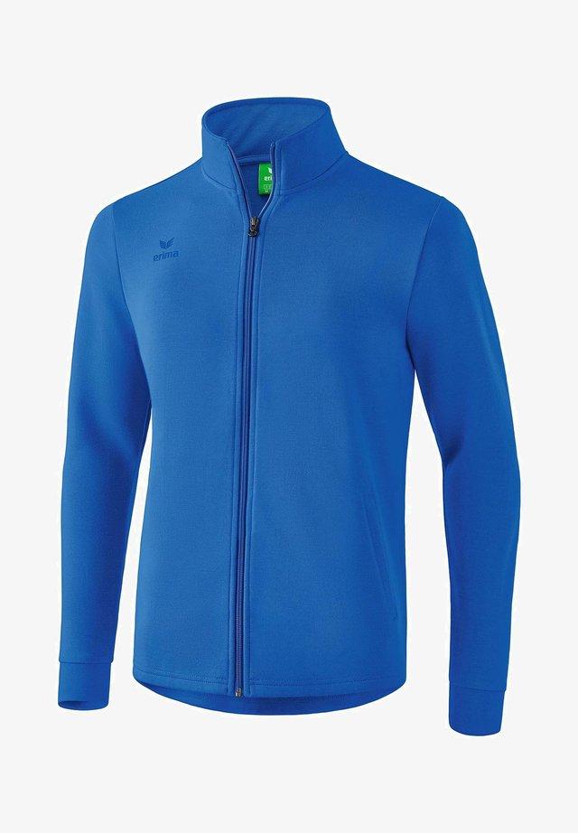 Training jacket - new royal