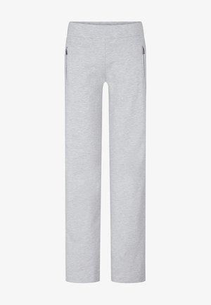 ENOLA - Teplákové kalhoty - grau meliert