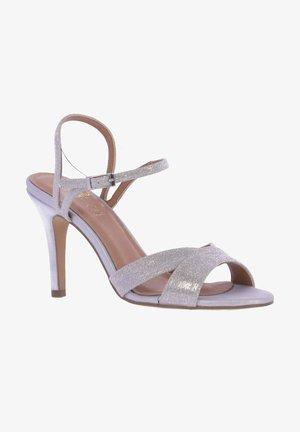 Sandalias de tacón - grey
