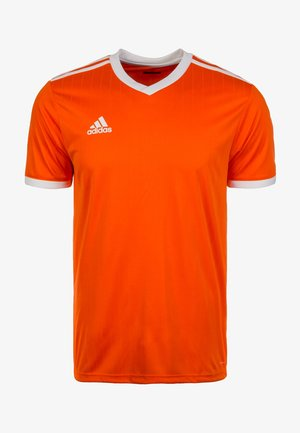 TABELA 18 - Print T-shirt - orange/white