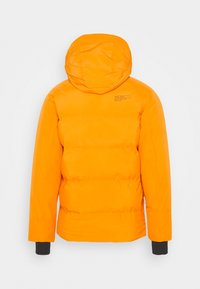 Jack & Jones - JCOALBERT TECH PUFFER - Winter jacket - golden orange - 1