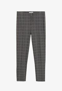 Violeta by Mango - SHARON - Leggings - Trousers - grey - 4