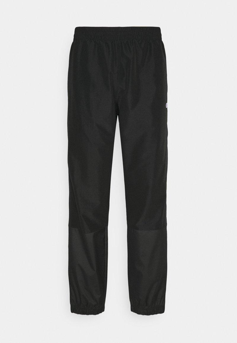 Champion Reverse Weave - ELASTIC CUFF PANTS - Tracksuit bottoms - black