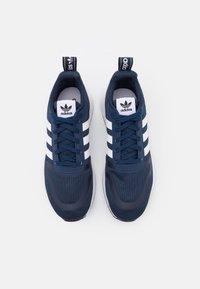 adidas Originals - MULTIX UNISEX - Matalavartiset tennarit - collegiate navy/footwear white/dash grey - 3