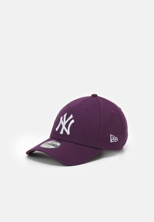 COLOUR ESSENTIAL FORTY - Cap - damson/white