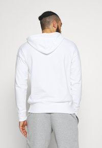 Champion Rochester - ROCHESTER HALF ZIP HOODED - Hoodie - white - 2