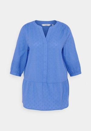 BLOUSE TUNIC STYLE - Tunic - marina bay blue