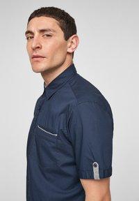 s.Oliver - Shirt - dark blue - 5