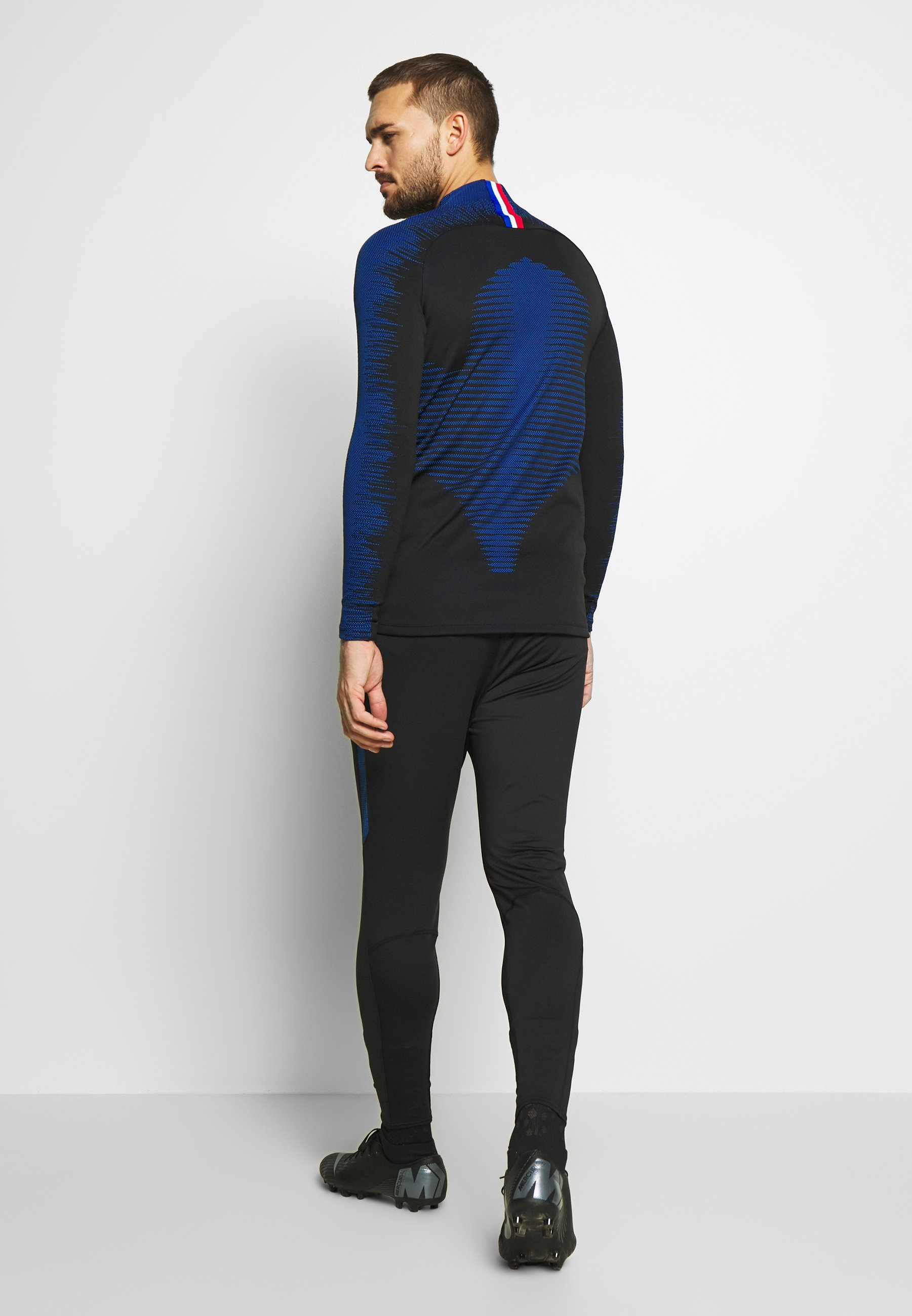 Nike Performance PARIS ST GERMAIN DRY PANT - Article de supporter - black/hyper cobalt/white