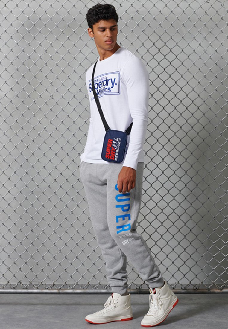 Men CLASSIC LOGO ATHLETICS - Long sleeved top
