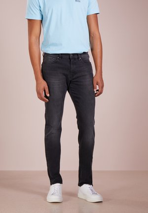 DELAWARE - Slim fit jeans - black