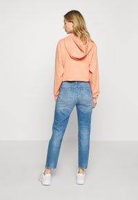 Diesel - D-JOY - Straight leg jeans - light blue - 2