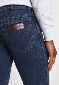 Wrangler - TEXAS - Jeans straight leg - blast blue - 3