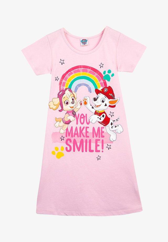Camicia da notte - pink lady