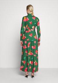 IVY & OAK - VALANCE DRESS MIDI - Day dress -  secret garden green - 2