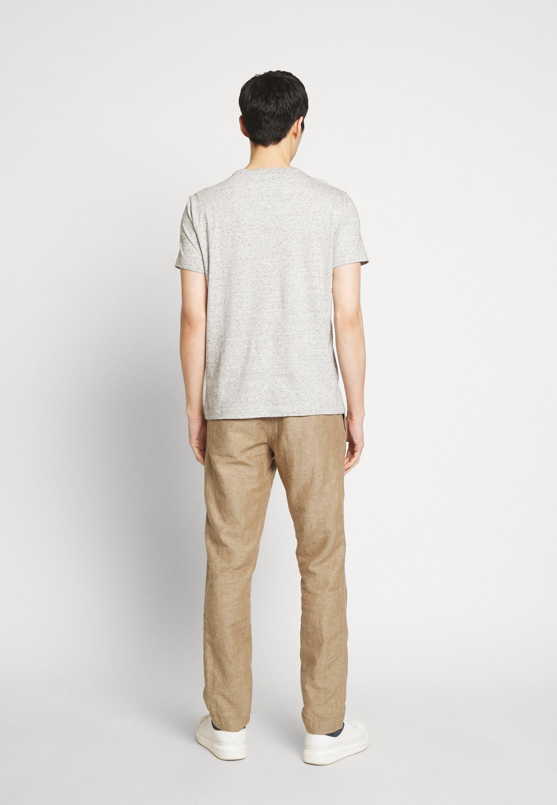GAP NEW SLIM PANTS Bukse beige Zalando.no