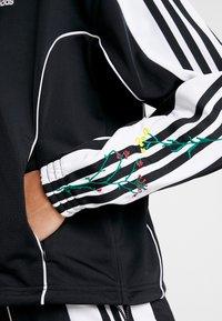 adidas Originals - TRACKTOP - Trainingsjacke - black - 5