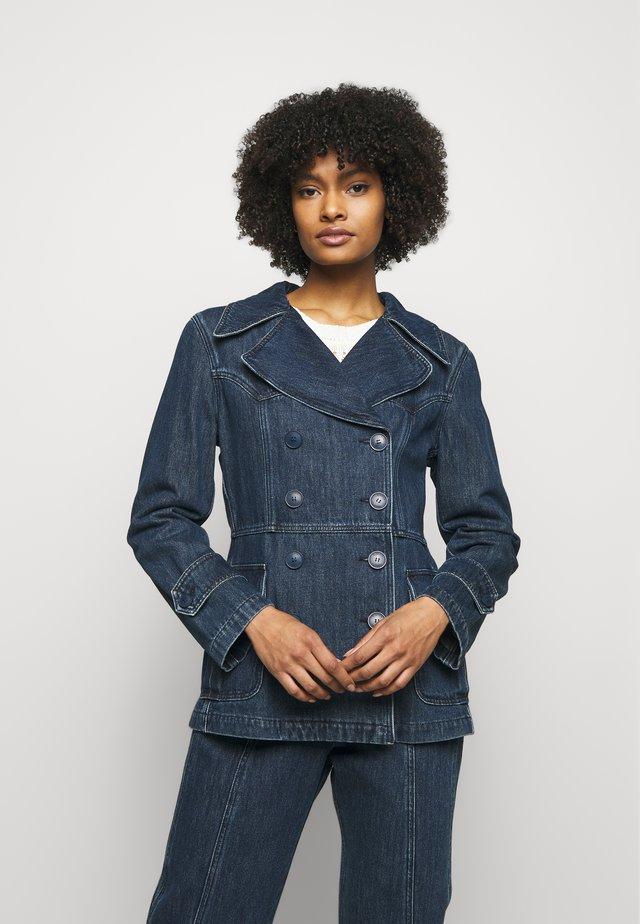 JACKET - Veste en jean - blue