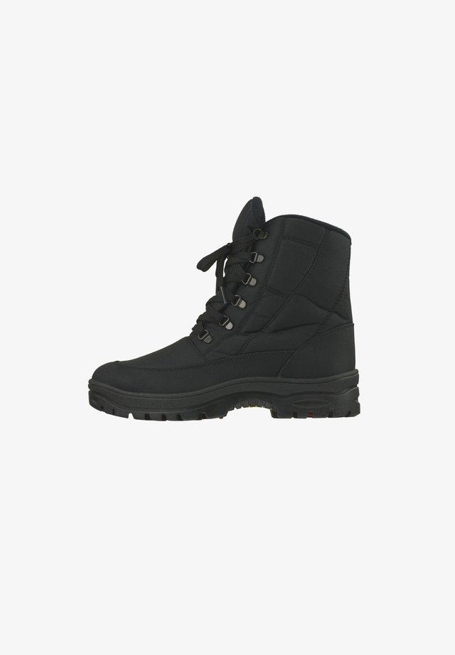 HAMILTON - Snowboots  - schwarz